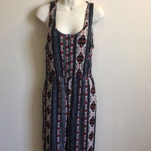 💋3 for $15 IRIS Los Angeles Jumpsuit Small Rayon